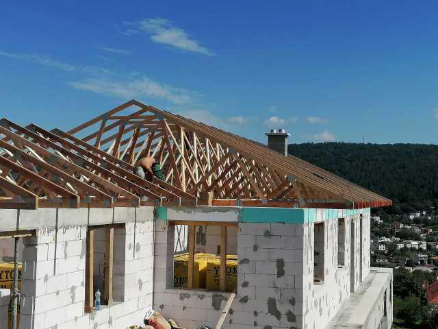 Stavba Humenné 2020