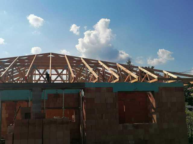 Stavba Sečovce 2020
