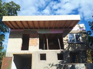 Rekonštrukcia domu - nová strecha Prešov
